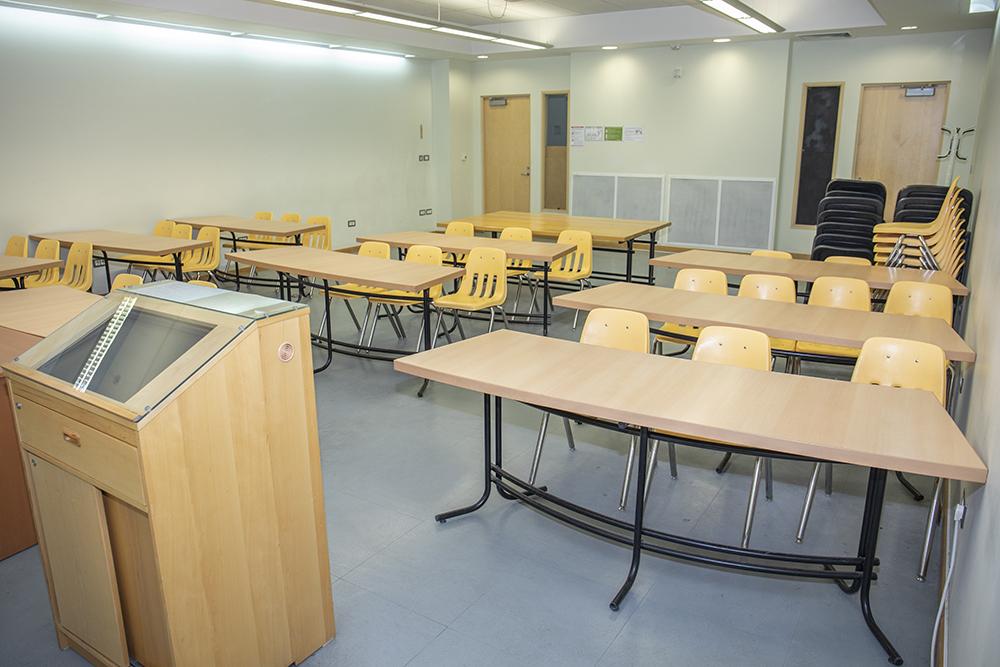 Medium Classrooms in East Wing PAB